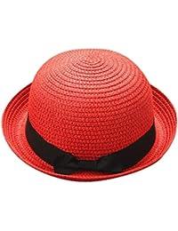 Amazon.it  cappello di paglia - Cappelli e cappellini   Accessori ... f4031daf6257