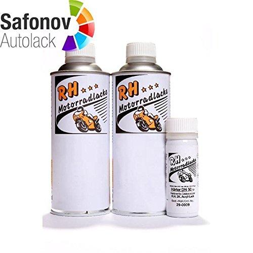 RH SPRITZLACK Set 375 ml Kawasaki 33P metallic flat platinum gray 49-2992/4.