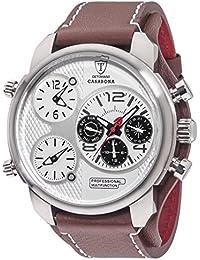 DETOMASO Herren-Armbanduhr CASABONA Analog Quarz DT2018-D
