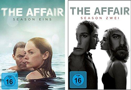 The Affair - Season 1+2 im Set - Deutsche Originalware [8 DVDs]