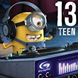Despicable Me Alter 13 Geburtstag Karte