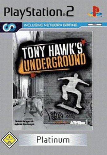 Preisvergleich Produktbild Tony Hawk's Underground [Platinum]