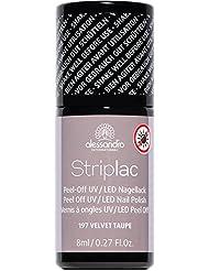 alessandro Striplac 197 Velvet Taupe, 8 ml