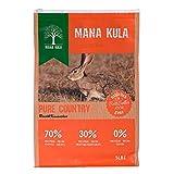MANAKULA Hunde Trockenfutter Rindfleisch & Kaninchenfleisch Serie 5 LB
