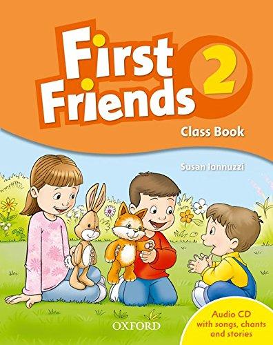 First Friends 2: Class Book Pack (Little & First Friends) - 9780194432191