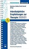Taschenbuch Onkologie: Interdisziplinäre Empfehlungen zur Therapie 2020/2021 - F. Honecker