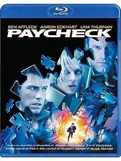 Paycheck [Blu-ray] (B002LGX3I2)   Amazon price tracker / tracking, Amazon price history charts, Amazon price watches, Amazon price drop alerts