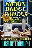 Merit Badge Murder (Merry Wrath Mysteries Book 1) (English Edition)