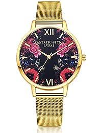 P375 Fashion Quartz Watch Smooth Watch Strap Round Dial Quiet Movement Luxury Casual Business Sports Watch