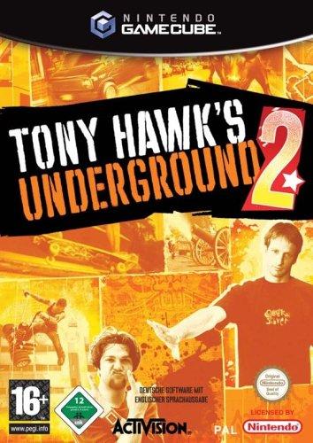 Tony Hawk's Underground 2 (Skateboard Von Bam Margera)