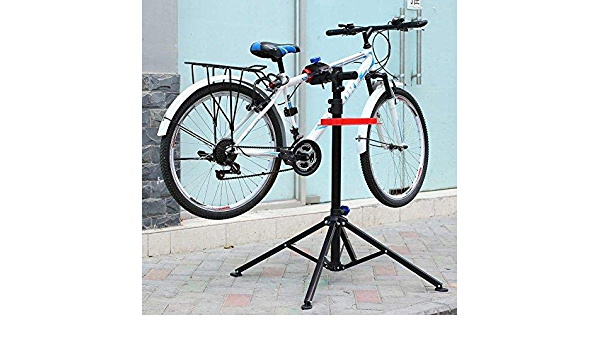 Fahrrad Reparaturständer Verstellbare Fahrradständer Reparatur Werkstatt Tele Garten