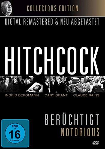 Bild von Alfred Hitchcock: Berüchtigt - Notorious (1946) [Collector's Edition] [DVD]