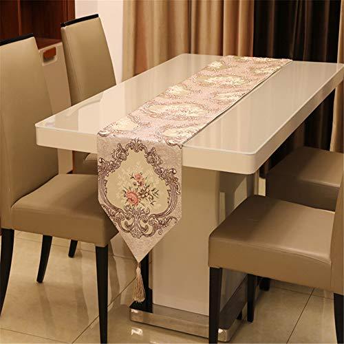 QWEASDZX TischfahneEinfache Moderne Stoff Ethnischen Stil Esstisch Couchtisch Tischfahne Retro Bett Flagge 32X210cm (Couchtisch Marvel)