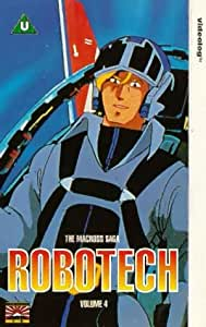 Robotech: Episodes 10, 11 And 12 [VHS]