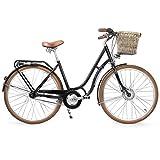 RALEIGH Damen Brighton 7 Fahrrad, magicblack, 50