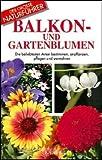 Balkon- und Gartenblumen: Die beliebtesten Arten bestimmen, anpflanzen, pflegen und vermehren