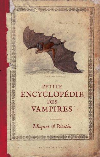 Petite encyclopédie des vampires
