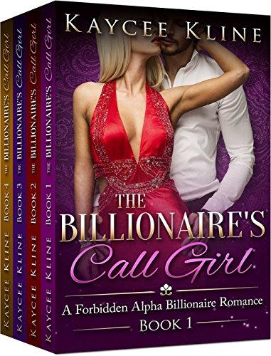 Billionaire Romance Box Set: The Billionaire's Call Girl: The Complete Collection -- Books 1-4 (A Forbidden Alpha Billionaire Romance Series) (English Edition) (Js Scott Bbw)