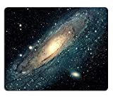 Milky Way Star Customized Outer Space Mouse Pad for Office Laptop Computers Comfortable and Cute Game Mouse Pad