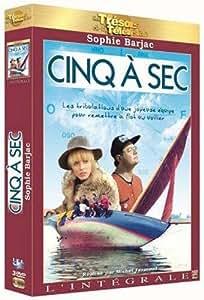 Cinq à sec - intégrale (coffret 3 DVD)