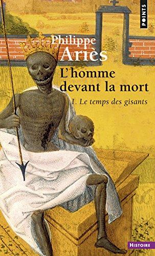 L'homme devant la mort, tome 1