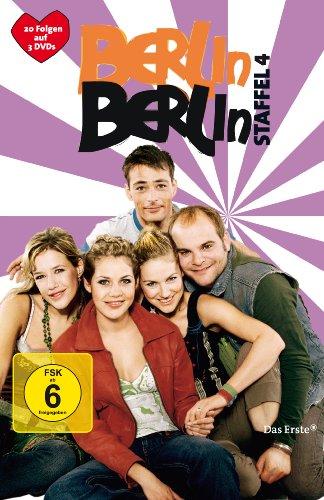 Berlin, Berlin - Staffel 4 (3 DVDs)