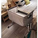 Best Co Sleeper Bassinets - Baby Cozi Sleeper Bedside Sleeping Crib Travel Cot Review