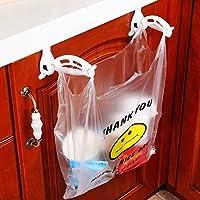 SwirlColor 2pcs porta dopo Holder Trash rack sacchetto di immondizia immondizia sacchetti di immondizia Benna