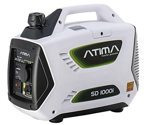Atima Inverter Groupe électrogène Générateur Onduleur Portable Silencieux à...