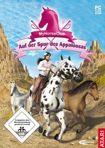 Preisvergleich Produktbild My Horse Club: Auf der Spur der Appaloosas