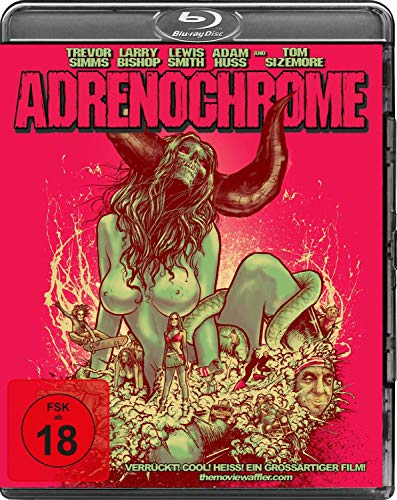 Adrenochrome [Blu-ray]