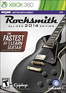 Rocksmith 2014 Edition-Nla by Xbox 360 (B00D6PTMSW) | Amazon price tracker / tracking, Amazon price history charts, Amazon price watches, Amazon price drop alerts