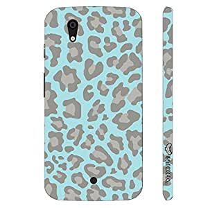 Micromax Canvas A1 Reflection of a leopard designer mobile hard shell case by Enthopia