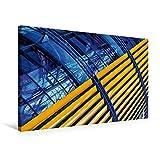 Premium Textil-Leinwand 75 cm x 50 cm quer, Quatier Daimler in Berlin | Wandbild, Bild auf Keilrahmen, Fertigbild auf echter Leinwand, Leinwanddruck (CALVENDO Orte)