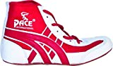 Pace International Men Mesh Red Kabaddi Shoes :-KBD RD_6