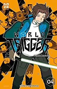 World Trigger Edition simple Tome 4