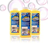 Best Bubble Solutions - KreativeKraft Bubble Solution Liquid Extra Strong Ideal Review