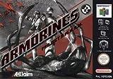Armorines - Nintendo 64 - PAL