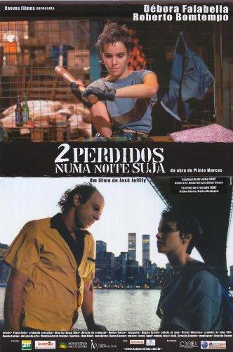 dos-perdido-en-un-sucio-noche-poster-de-pelicula-brasileno-b-11-x-17-en-28-cm-x-44-cm-roberto-bomtem