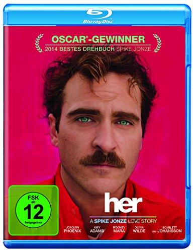Bild von Her [Blu-ray]