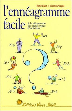 L'Ennagramme facile : A la dcouverte des neuf types d'individus