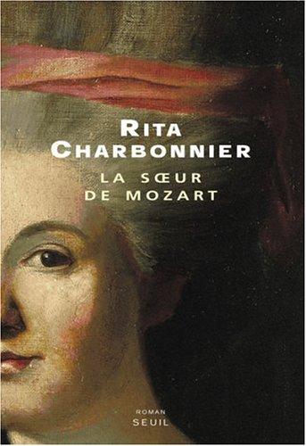 La SOeur de Mozart par Rita Charbonnier