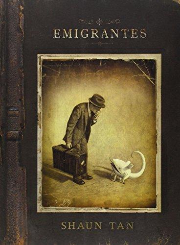 Emigrantes por Shaun Tan