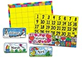 Calendar Set: Kid-Drawn Bulletin Board Set