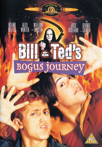 Bill & Ted's Bogus Journey [UK Import]