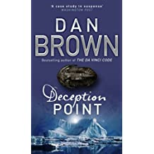 ‏‪Deception Point by Dan Brown - Paperback‬‏