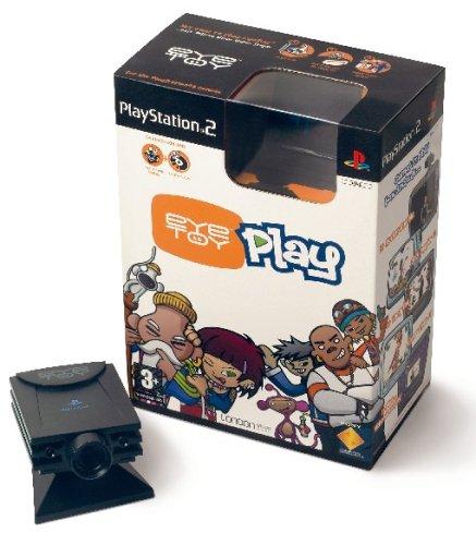 EyeToy: Play inkl. Kamera