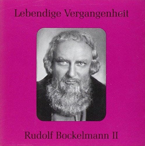 Rudolf Bockelmann II Lebendige Vergangenheit
