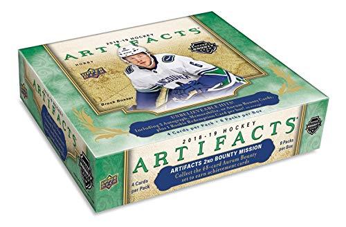 Upper Deck 2018-19 NHL Artifacts