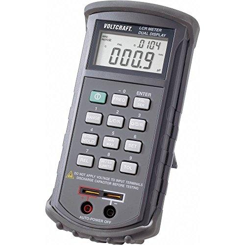 Voltcraft LCR 4080 Komponententester digital CAT I Anzeige (Counts): 20000